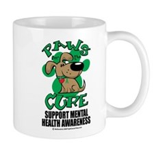 Paws for the Cure Mental Heal Mug