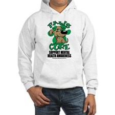 Paws for the Cure Mental Heal Hoodie