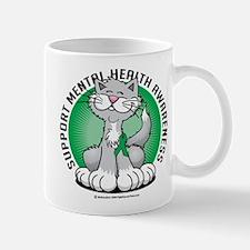 Mental Health Cat Mug