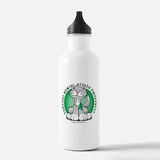 Mental Health Cat Water Bottle