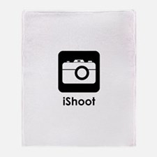 iShoot Throw Blanket