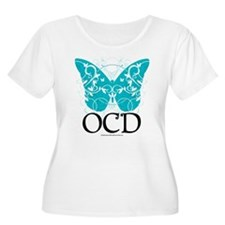 OCD Butterfly T-Shirt