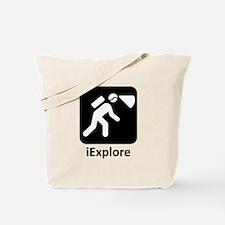 iExplore Tote Bag