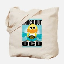 Knock Out OCD Tote Bag