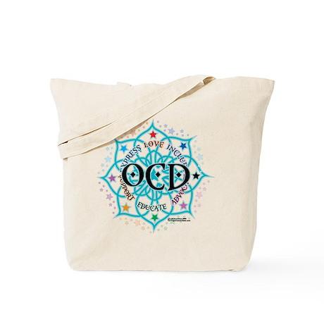 OCD Lotus Tote Bag