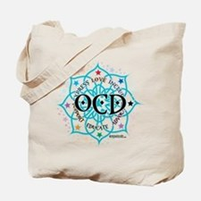 OCD Lotus Tote Bag