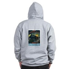 The Midnight Flyer Zip Hoodie