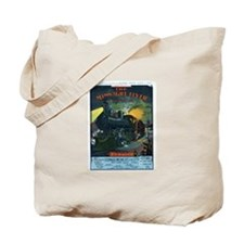 The Midnight Flyer Tote Bag