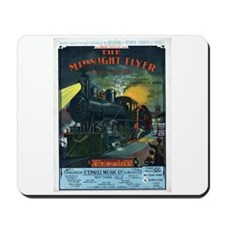 The Midnight Flyer Mousepad