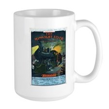 The Midnight Flyer Large Mug