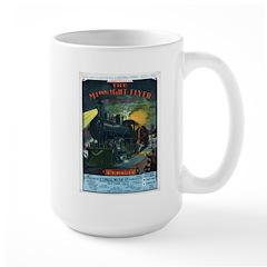 The Midnight Flyer Mug