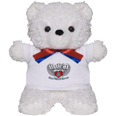 OCD Wings Teddy Bear