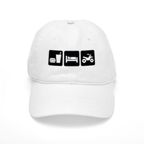 Eat Sleep ATV Cap
