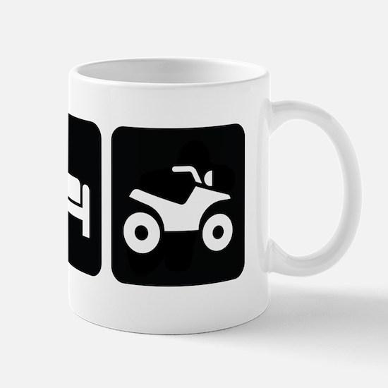 Eat Sleep ATV Mug