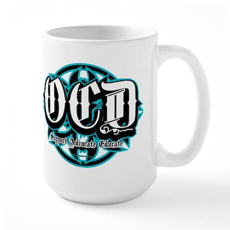 OCD Tribal Large Mug