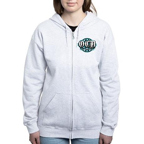 OCD Tribal Women's Zip Hoodie