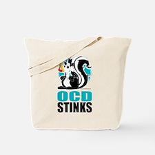 OCD Stinks Tote Bag