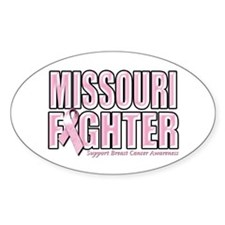Missouri Breast Cancer Fighter Decal
