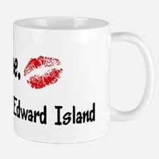 Kiss Me: Prince Edward Island Mug