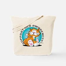 OCD Cat Tote Bag