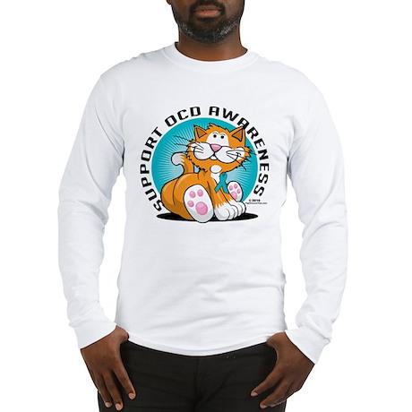 OCD Cat Long Sleeve T-Shirt