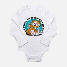 OCD Cat Long Sleeve Infant Bodysuit