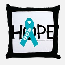 OCD Hope Throw Pillow