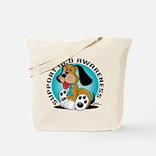OCD Dog Tote Bag