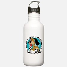 OCD Dog Water Bottle