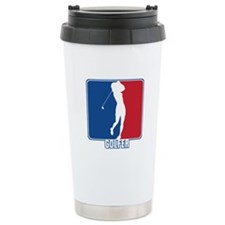 Major League Womens Golf Travel Mug