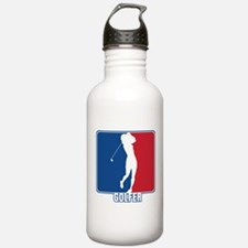 Major League Womens Golf Water Bottle