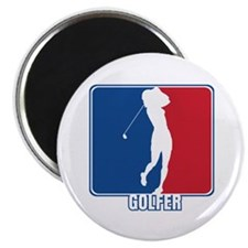 Major League Womens Golf Magnet