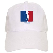 Major League Womens Golf Baseball Cap