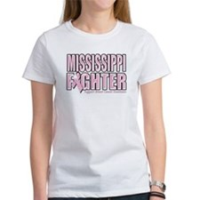 Mississippi Breast Cancer Fighter Tee