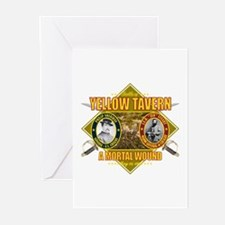 Yellow Tavern Greeting Cards (Pk of 10)