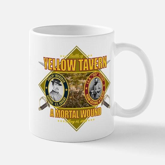 Yellow Tavern Mug
