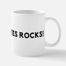 Baltic States Rocks! Mug