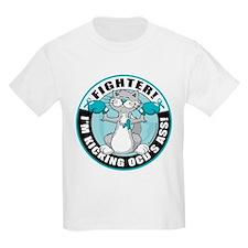 OCD Fighter Cat T-Shirt