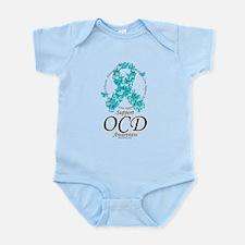 OCD Ribbon of Butterflies Infant Bodysuit