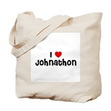I * Johnathon Tote Bag