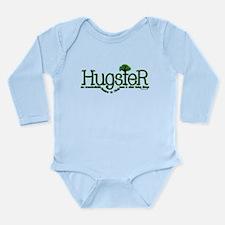The Hugster Long Sleeve Infant Bodysuit