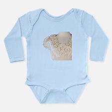 Ooo La La 2 Long Sleeve Infant Bodysuit