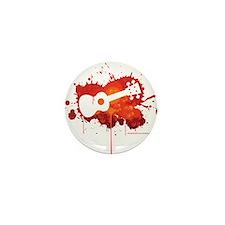 Ukulele Splash Mini Button