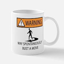 Spontaneous Dancer Mug