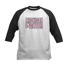 Michigan Breast Cancer Fighter Tee