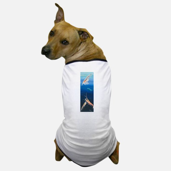 Krill at Play Dog T-Shirt
