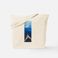 Krill at Play Tote Bag