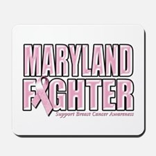 Maryland Breast Cancer Fighter Mousepad