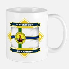 Little Rock Flag Mug