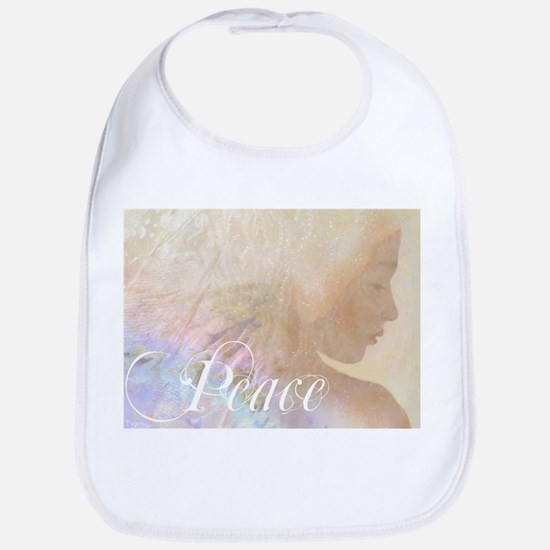 Peace (Christmas Angel) Bib